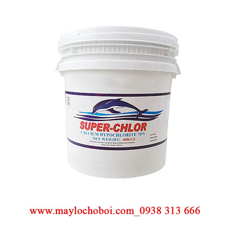 Công ty chuyên về hóa chất xử lý nước hồ bơi chính hãng
